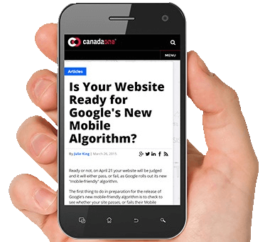 All current search engines like Google are giving stronger search strength to websites that are designed using the newest HTML5 mobile friendly responsive code.